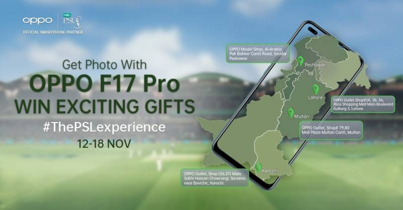 OPPO excites fans with its #ThePSLExperience Campaign as PSL returns