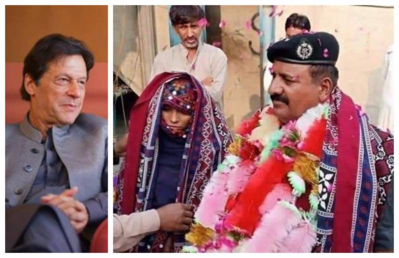 PM Imran speaks to hero cop who used own daughter as bait to nab rapists