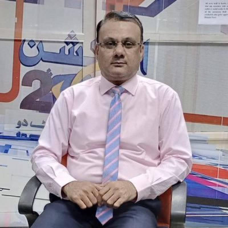 Pakistani journalist Arshad Waheed dies of Covid-19