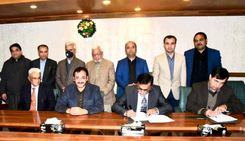 Gilgit-Baltistan signs first public-private partnership deal for new hydropower project