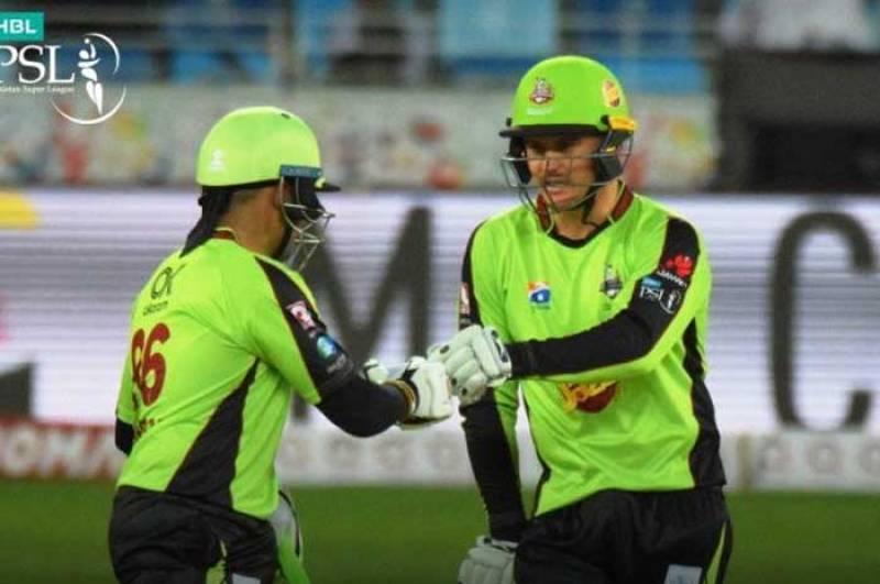 Lahore Qalandars bat Peshawar Zalmi out of PSL 2020