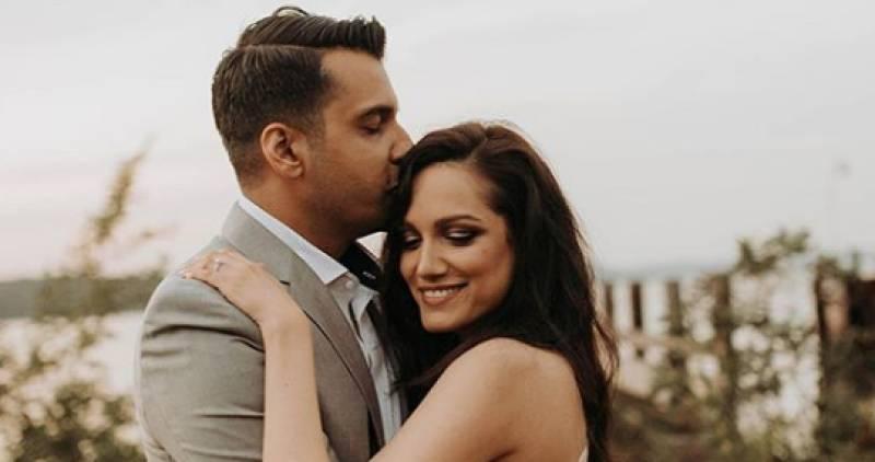 Bushra Ansari's daughter ties the knot in NYC