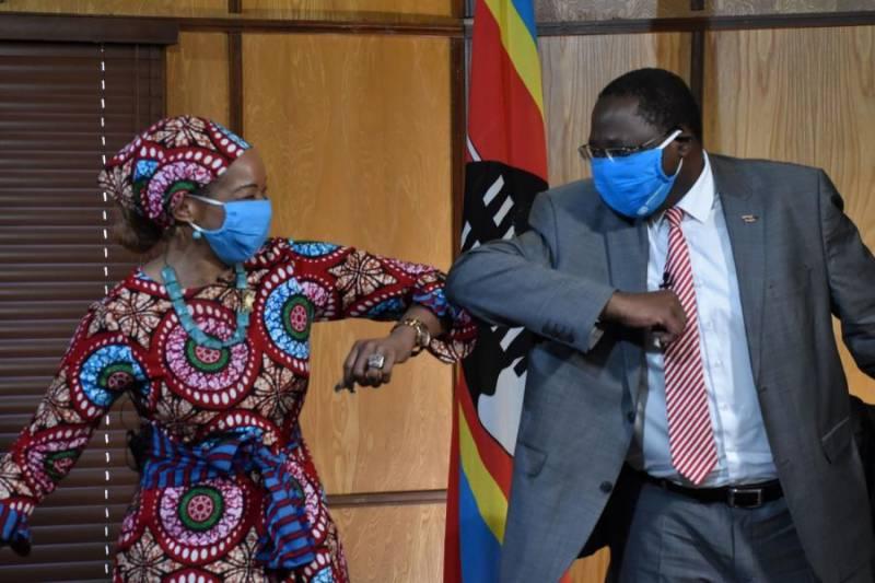 Eswatini PM contracts Covid-19