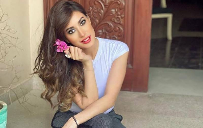 I am my own competition, says Mehwish Hayat
