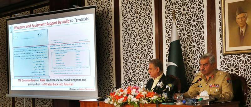 Pakistan rejects India's denial of state-sponsored terrorism