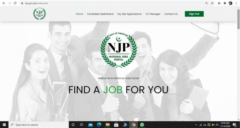 PM Imran approves National Job Portal for Pakistan's youth