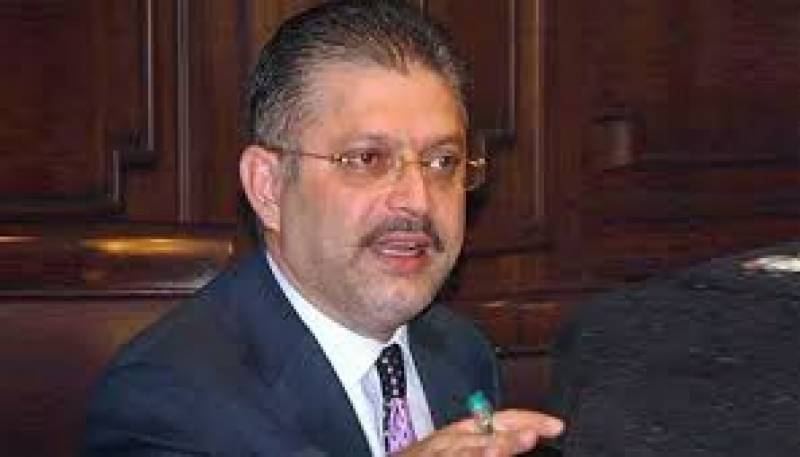 PPP stalwart Sharjeel Memon tests positive for Covid-19