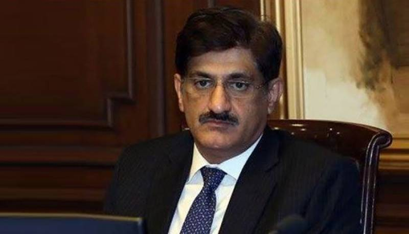 Sindh Chief Minister Murad Ali Shah tests positive for Covid-19