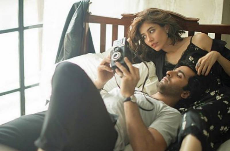 Too glam to give a damn: Syra Yousaf & Sheheryar Munawar's latest photoshoot will have you drooling