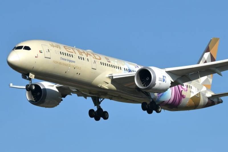 UAE's Etihad Airways announces new route to Israel