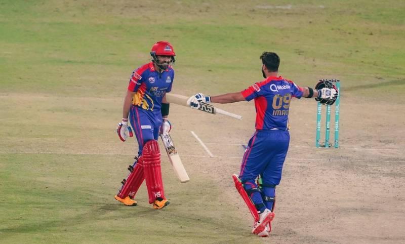 Karachi Kings beat Lahore Qalandars to win PSL 2020