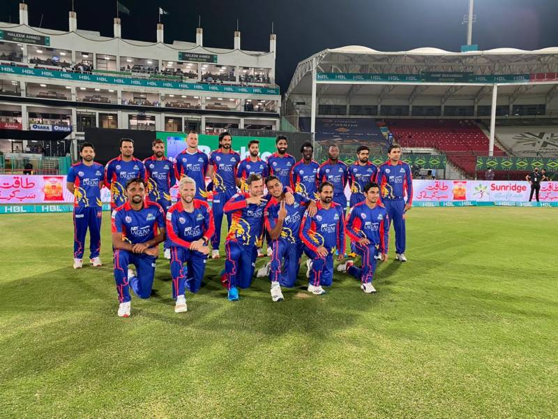 Karachi Kings the new Champions | PSL 2020 Final in PICS