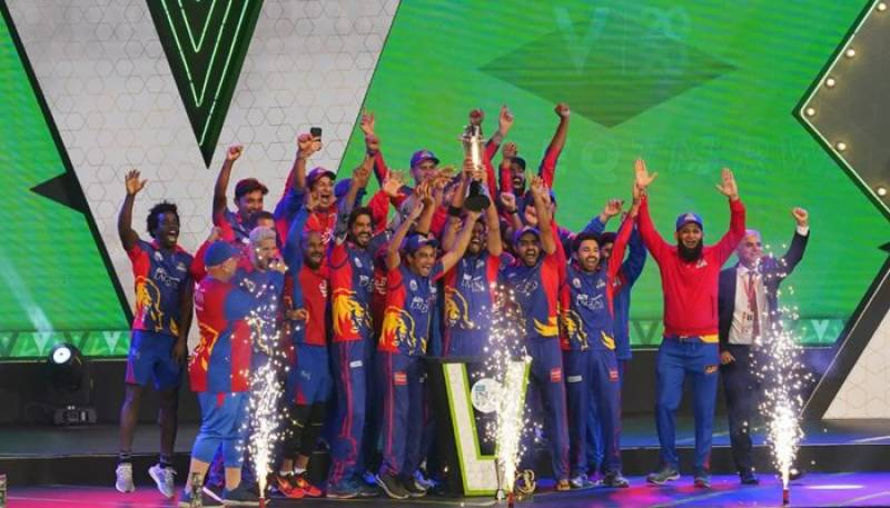 All hail the Kings for maiden PSL title