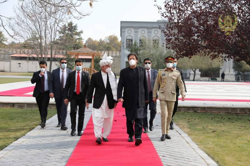 PM Imran Khan on first official visit to Afghanistan   In Pics