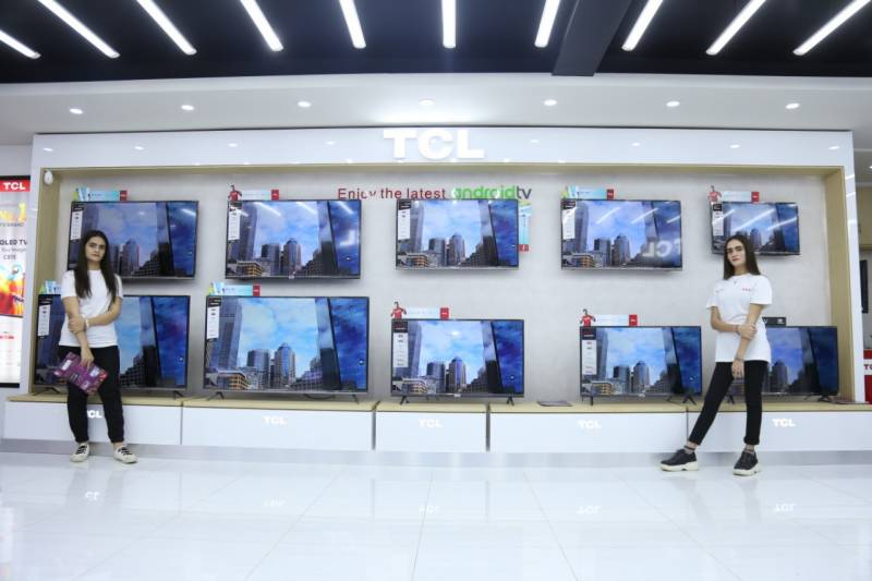 TCL Pakistan opens its first flagship store in Karachi