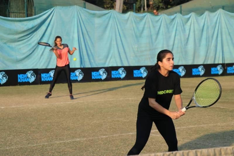 4th Sheheryar Malik Memorial National Grass Courts Tennis Championship: Day 6