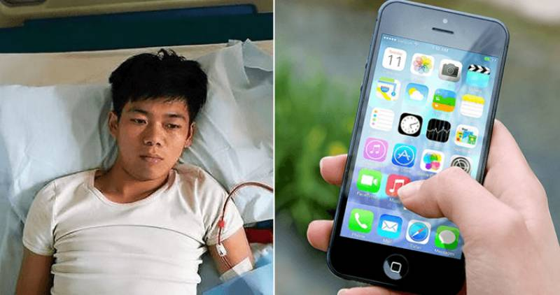 Chinese boy who sold his kidney to buy iPhone is now on dialysis
