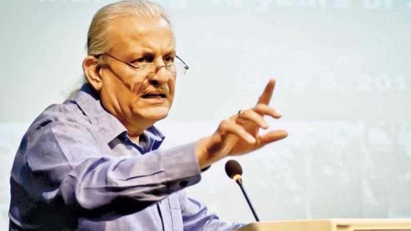 PPP's Raza Rabbani opposes open voting in Senate elections