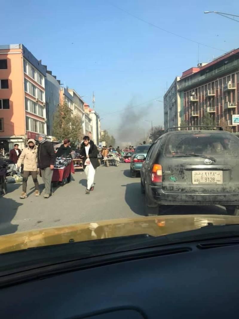 At least 8 killed, 31 injured in Kabul rocket attacks
