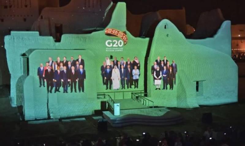 Saudi Arabia hosts first G20 summit in an Arab nation