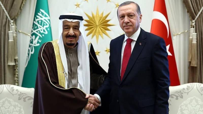 G20 summit: King Salman calls Erdogan discuss bilateral relations