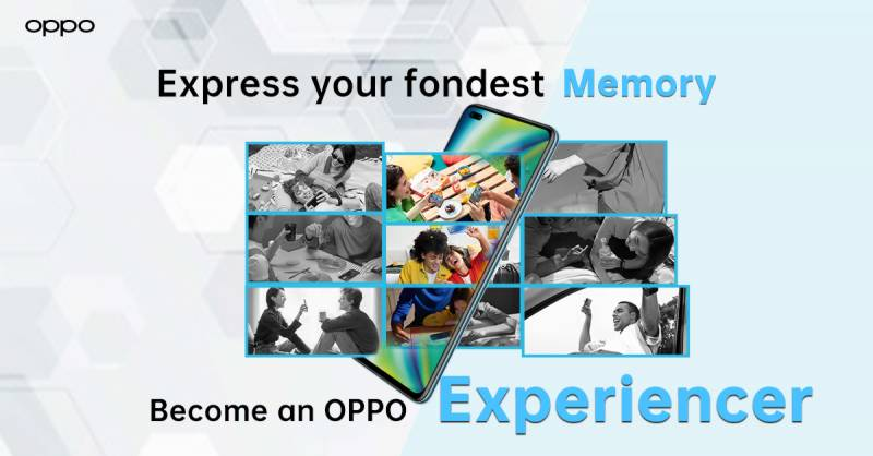 Here's how one can become an OPPO Experiencer