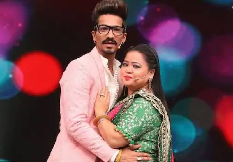 Indian comedian Bharti Singh, husband arrested for possessing drugs