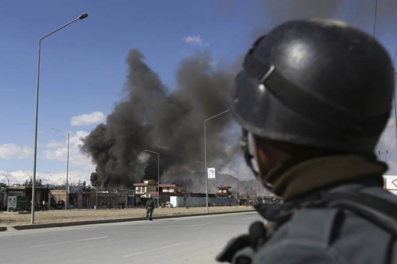 Pakistan strongly condemns Kabul rocket attacks