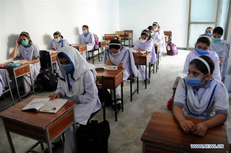 Sindh decides not to shut down schools, colleges amid coronavirus spike