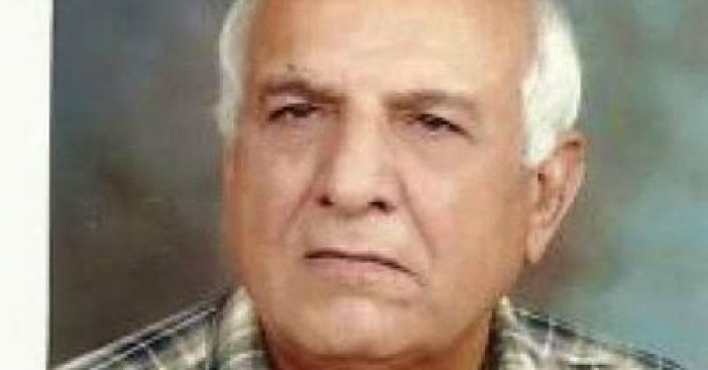 Anwar Aziz Chaudhry, father of PML-N leader Daniyal Aziz passes away