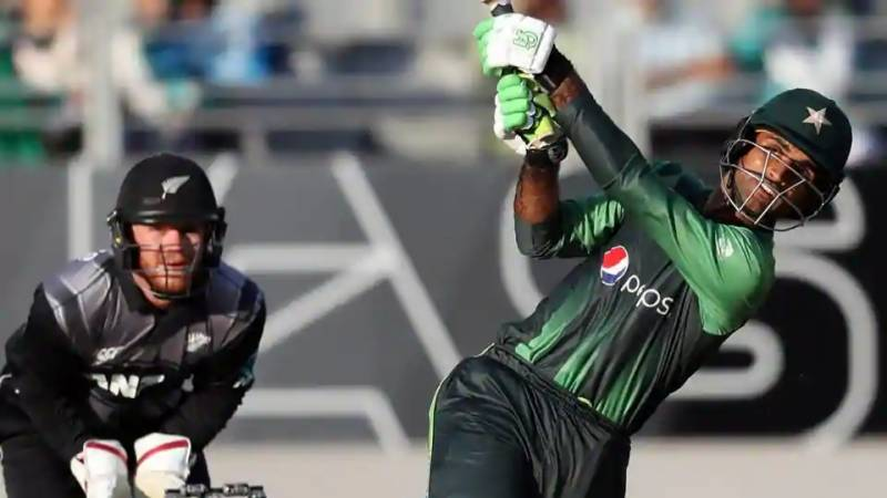 Fever rules Fakhar Zaman out of NZ tour