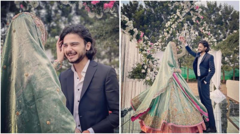 YouTuber Umar Khan ties the knot