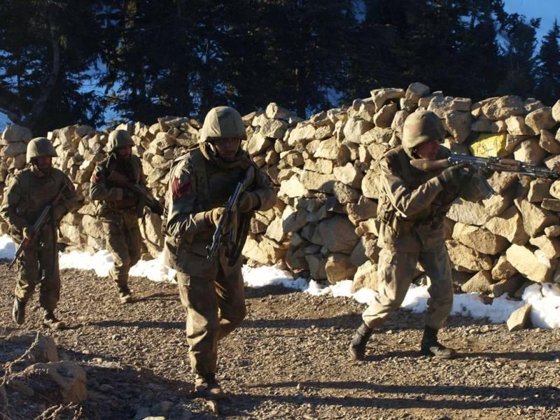 Daesh Karachi commander killed in Bajaur operation: ISPR