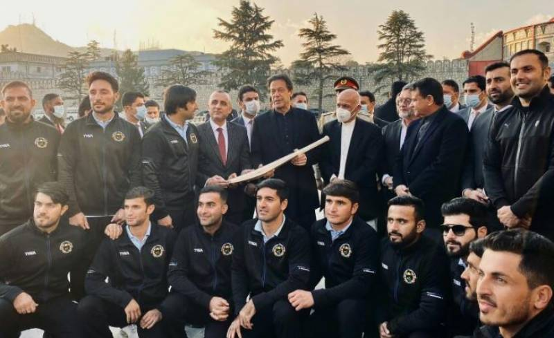 PM Imran invites Afghan cricket team to tour Pakistan