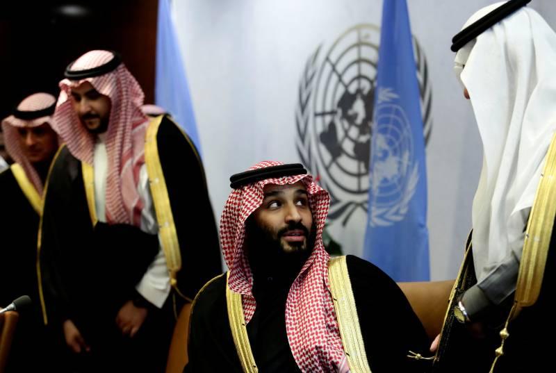 Saudi FM denies Crown Prince MBS meeting with Israelis