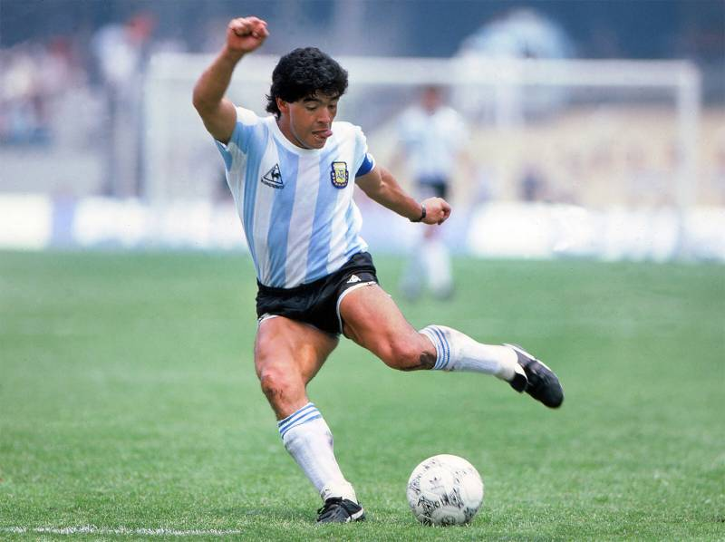 Football legend Maradona dies at 60