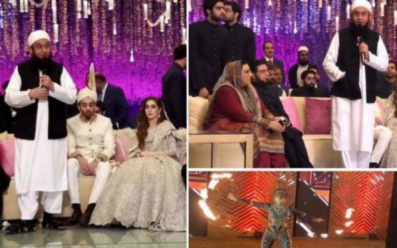 How much Master Tiles & Jalal Sons spent on lavish wedding, reveals Maulana Tariq Jameel
