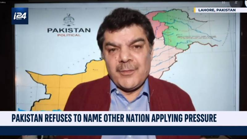 Pakistan 'should shake hands' with Israel, Mubashir Lucman tells Jewish TV channel