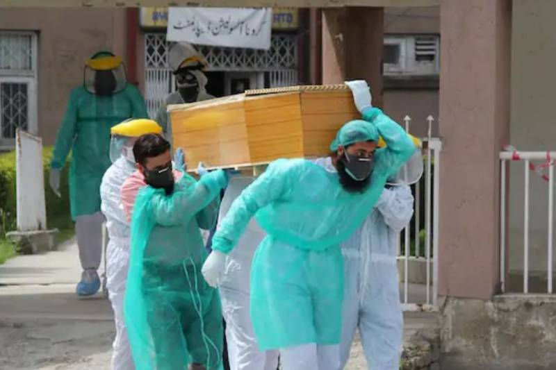 Pakistan records 3,009 fresh cases in a day – highest single-day spike since July