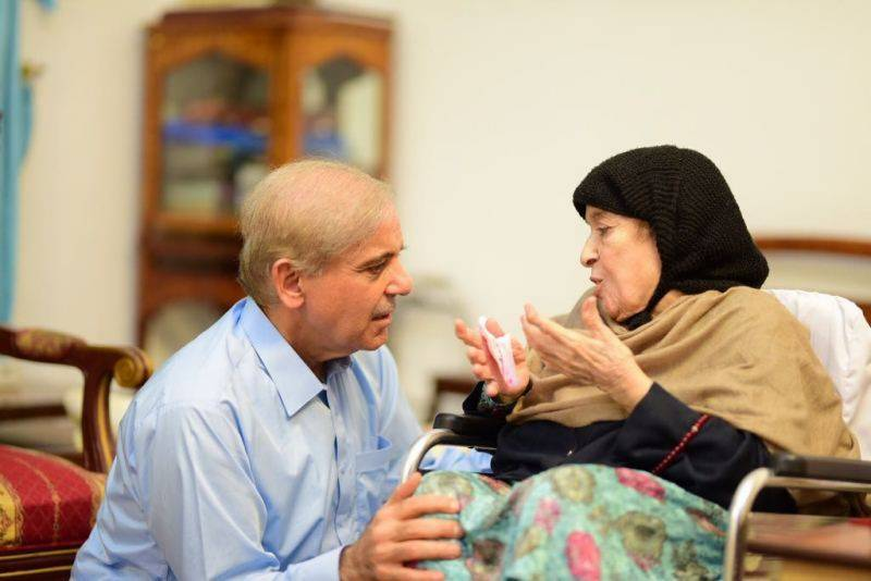 When will Shehbaz Sharif, son Hamza be released on parole?