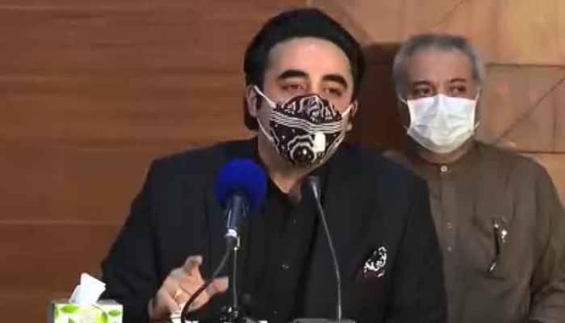 Bilawal Bhutto Zardari tests positive for coronavirus