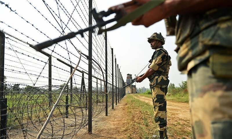 Pakistan lodges strong protest with India over recent ceasefire violation along LoC