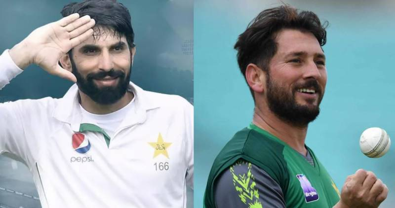 ICC nominates two Pakistani cricketers for awards of the decade