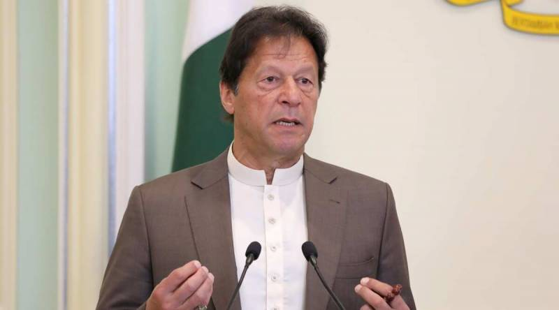 Cancel rallies for public's sake, PM urges PDM as second COVID-19 wave hits Pakistan