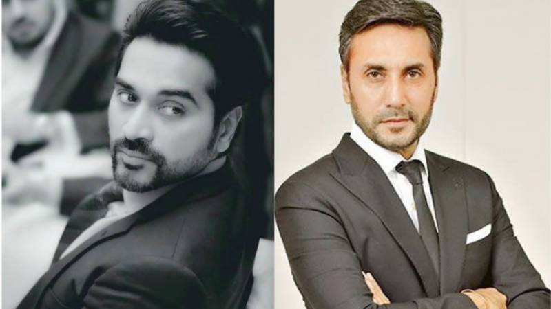 Adnan Siddiqui, Humayun Saeed team up for new Pak-Turk project