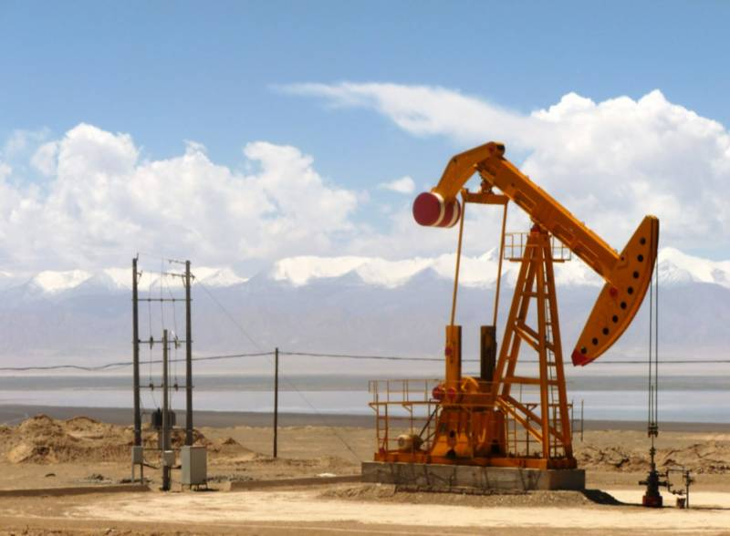 New oil, gas reserves discovered in Balochistan