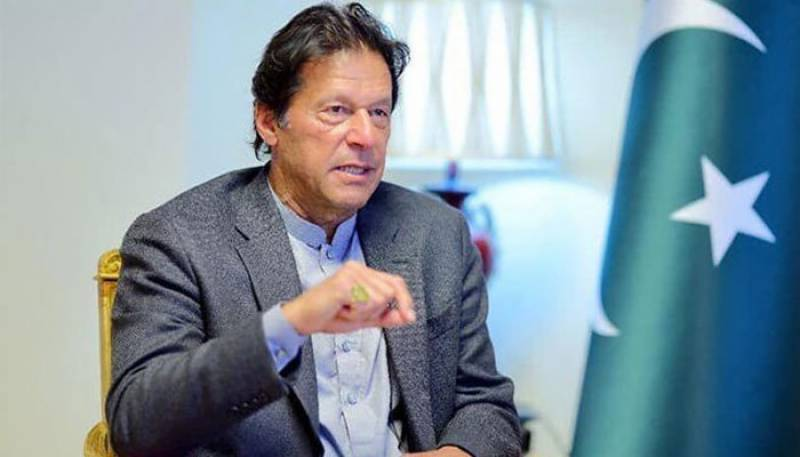 PM Imran says no pressure from Pakistan military