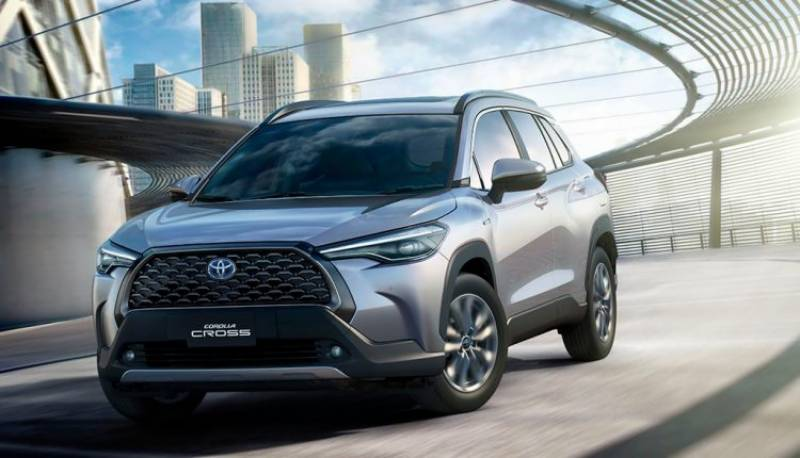 Toyota Corolla Cross to launch 'next month' (Specs & Features Revealed)