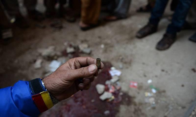 Eight shot dead over land dispute in KP