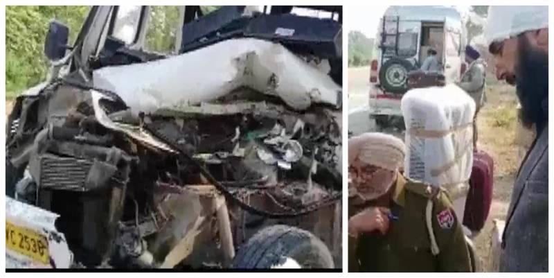 Pakistani diplomat, family injured in India accident